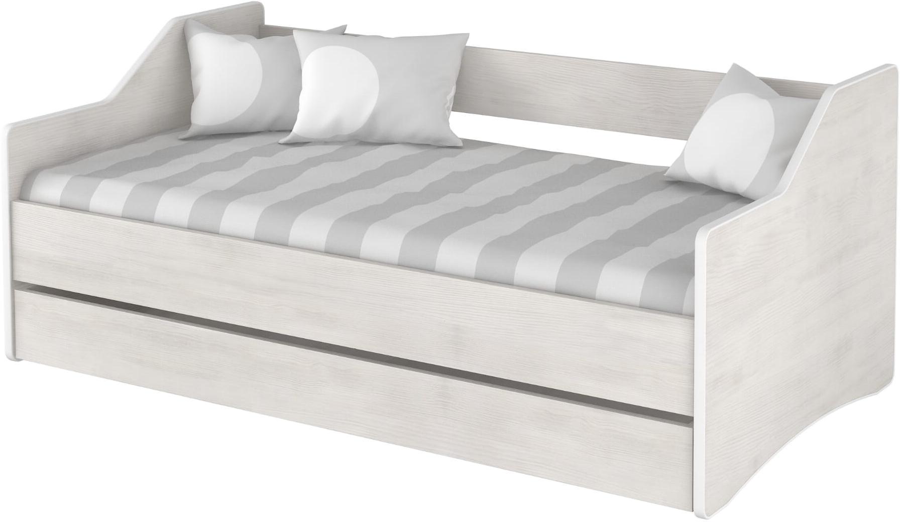 DO Detská posteľ Lulu 180x80 - nórska borovica