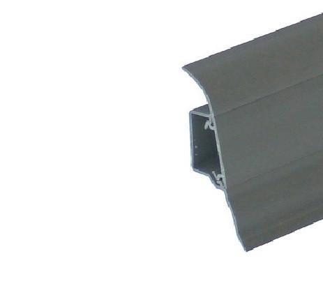Döllken Lišta PVC obvodová SLK50 W146 Tmavě šedá - Spojka