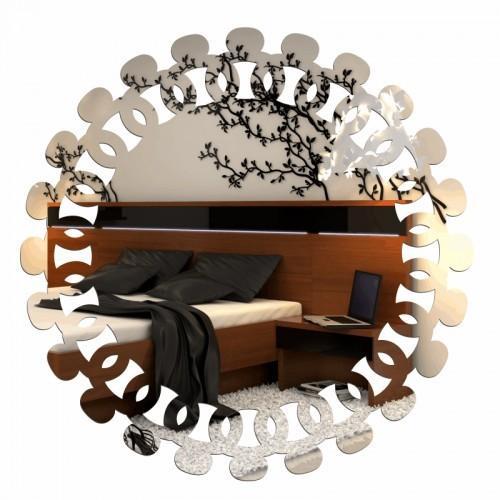 DomTextilu Dekoračné akrylové zrkadlá na stenu 8408