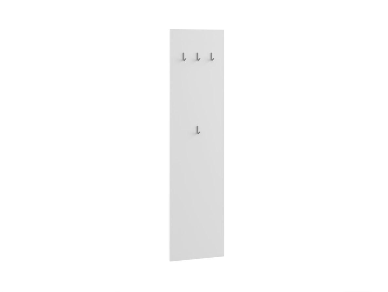 DREVONA03 Vešiakový panel biely BASIC VP 50