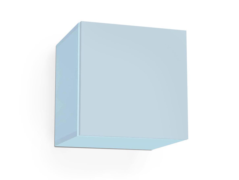 DREVONA09 Skrinka modrá REA REBECCA 6 IceBlue