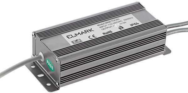 DRIVER 60W 230VAC/24VDC, IP66