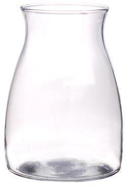 DUIF Sklenená váza Alexsia 20 cm