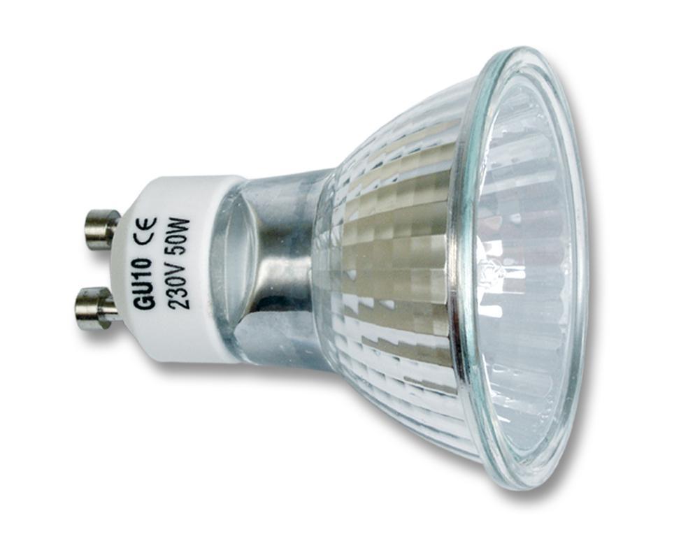 Halogénová žiarovka GU10-35W