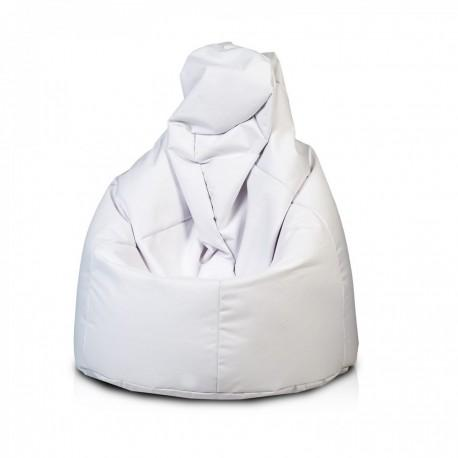 EF2052 Ecopuf Sedací vak ECOPUF - ACTIVE - polyester NC3 - Biela