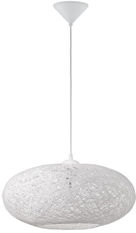 Eglo 93373 - Závesné svietidlo CAMPILO 1xE27/60W/230V