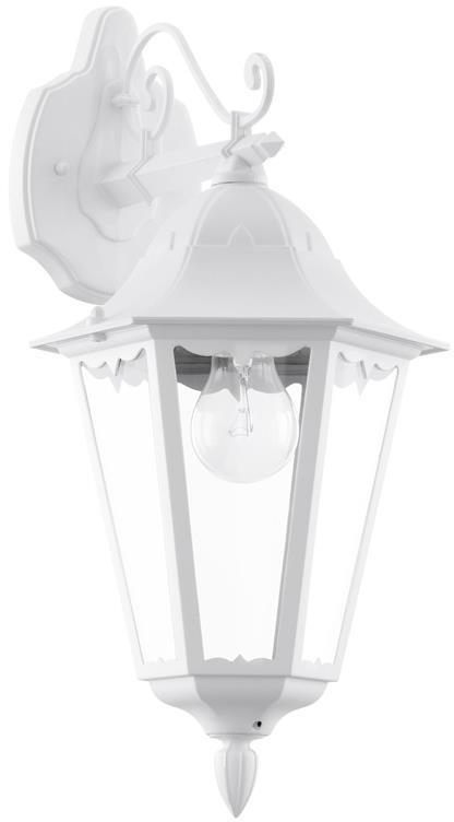 Eglo 93445 - Vonkajšie nástenné svietidlo navedie 1xE27/60W/230V