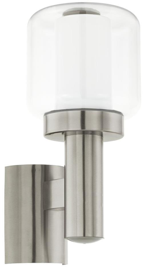Eglo 95016 - Vonkajšie nástenné svietidlo POLIENTO 1xE27/40W