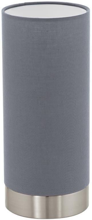 Eglo 95119 - Stmievateľná stolná lampa PASTERI 1xE27/60W/230V