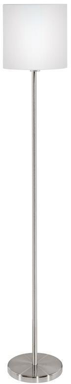 Eglo 95164 - Stojaca lampa PASTERI 1xE27/60W/230V