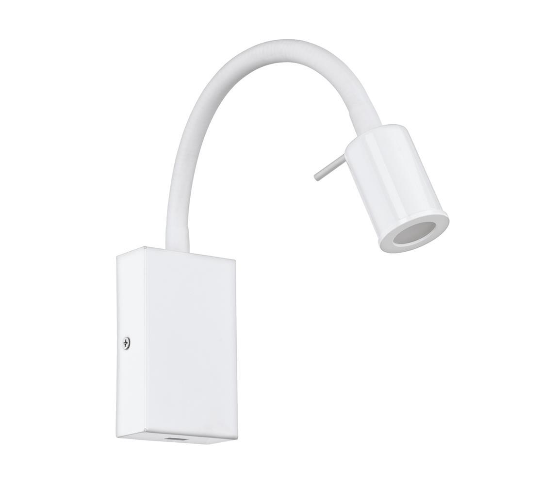 Eglo 96566 - LED Nástenné bodové svietidlo TAZZOLI 1xLED/3,5W/230V biela