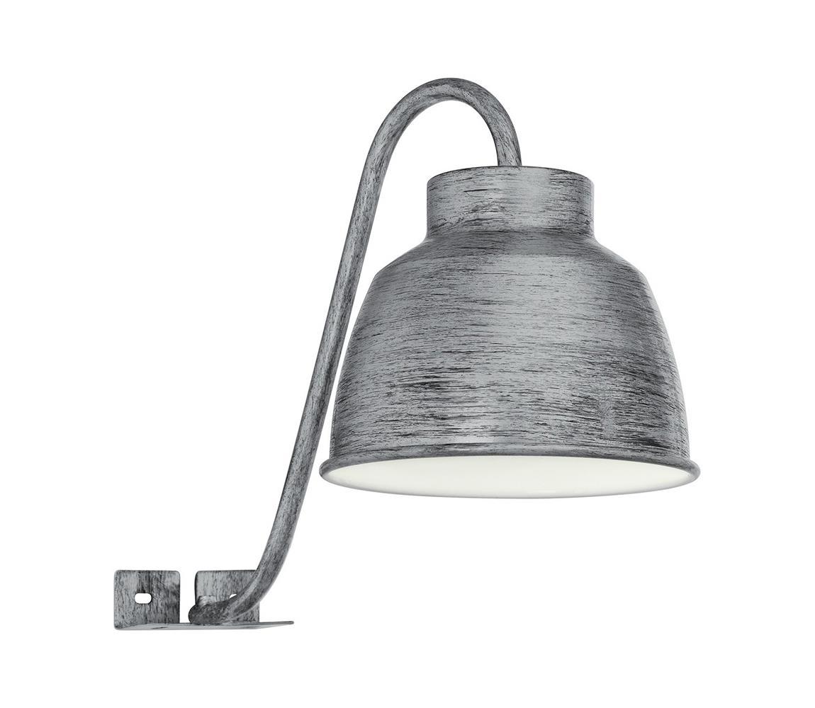 Eglo 96887 - LED Kúpeľňové nástenné svietidlo EPILA 1xGU10/3,3W/230V IP44