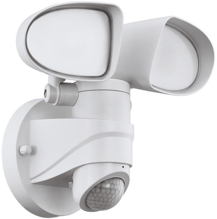 Eglo 98175 - LED Vonkajšie svietidlo so senzorom PAGINO 2xLED/7,5W/230V IP44