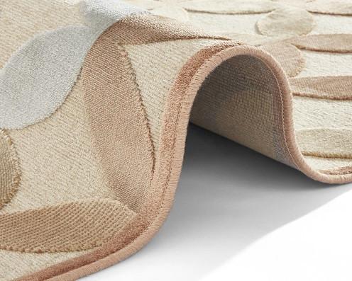 ELLE Decoration koberce Kusový koberec Creative 103976 Copper Brow/Multicolor z kolekce Elle - 160x230 cm