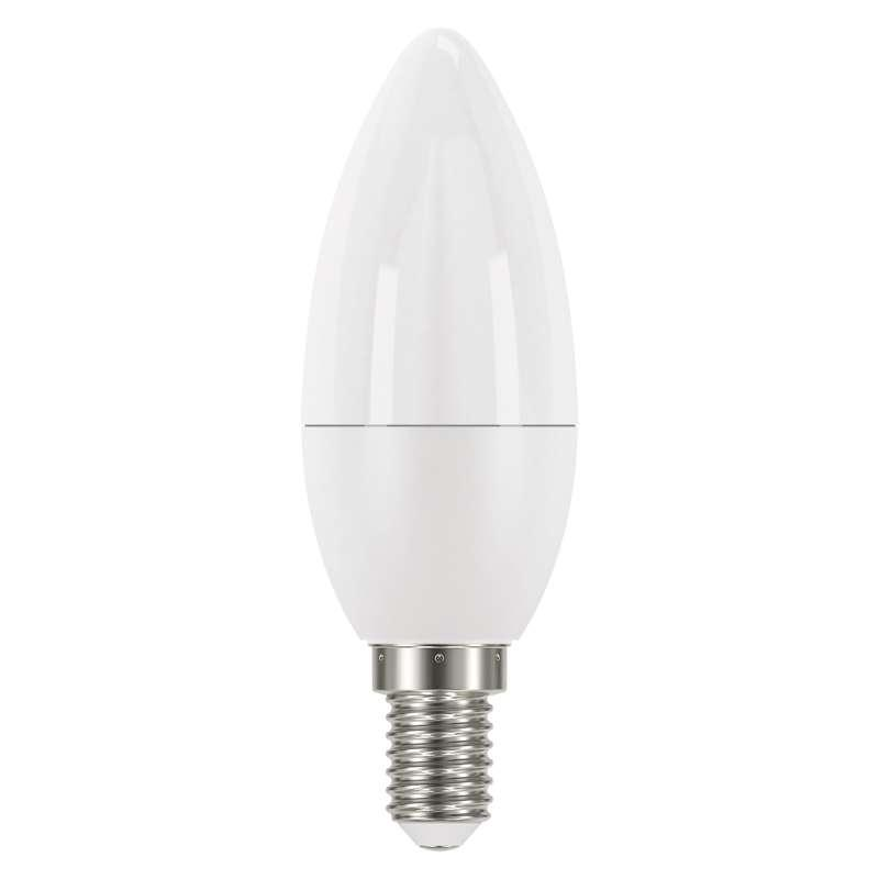 EMOS ZQ3228 LED CLS CANDLE 6W E14 NW RA96