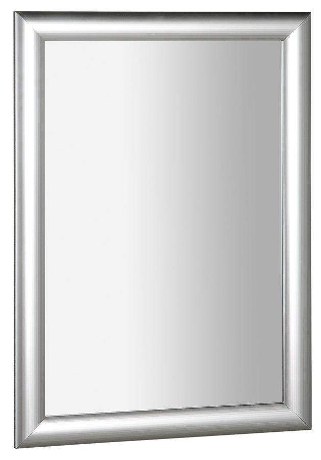 Esta NL395 zrkadlo v drevenom ráme 58 x78 cm, strieborné