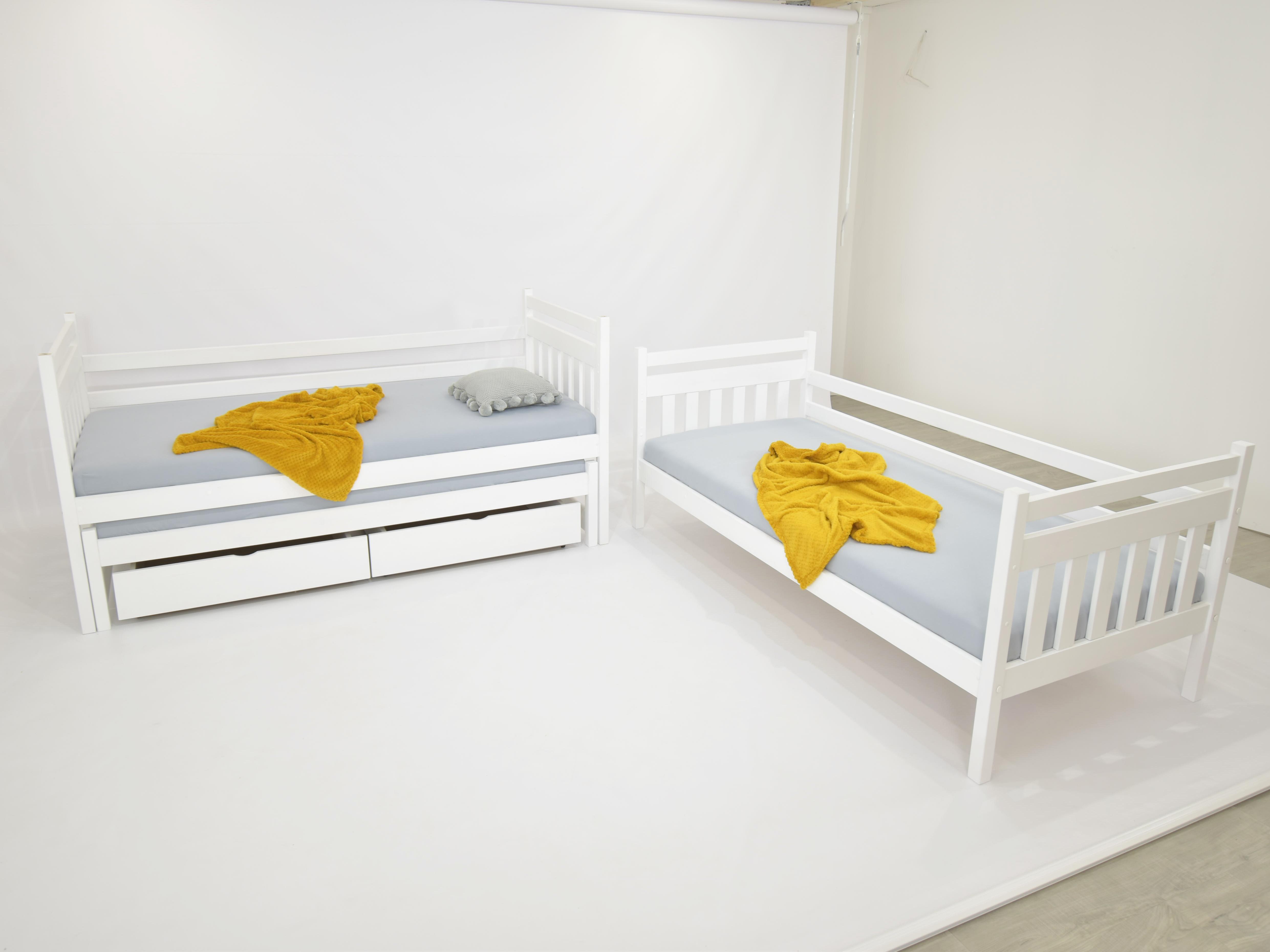 FA Poschodová posteľ s prístelkou Petra 5 180x80 Farba: Prírodná