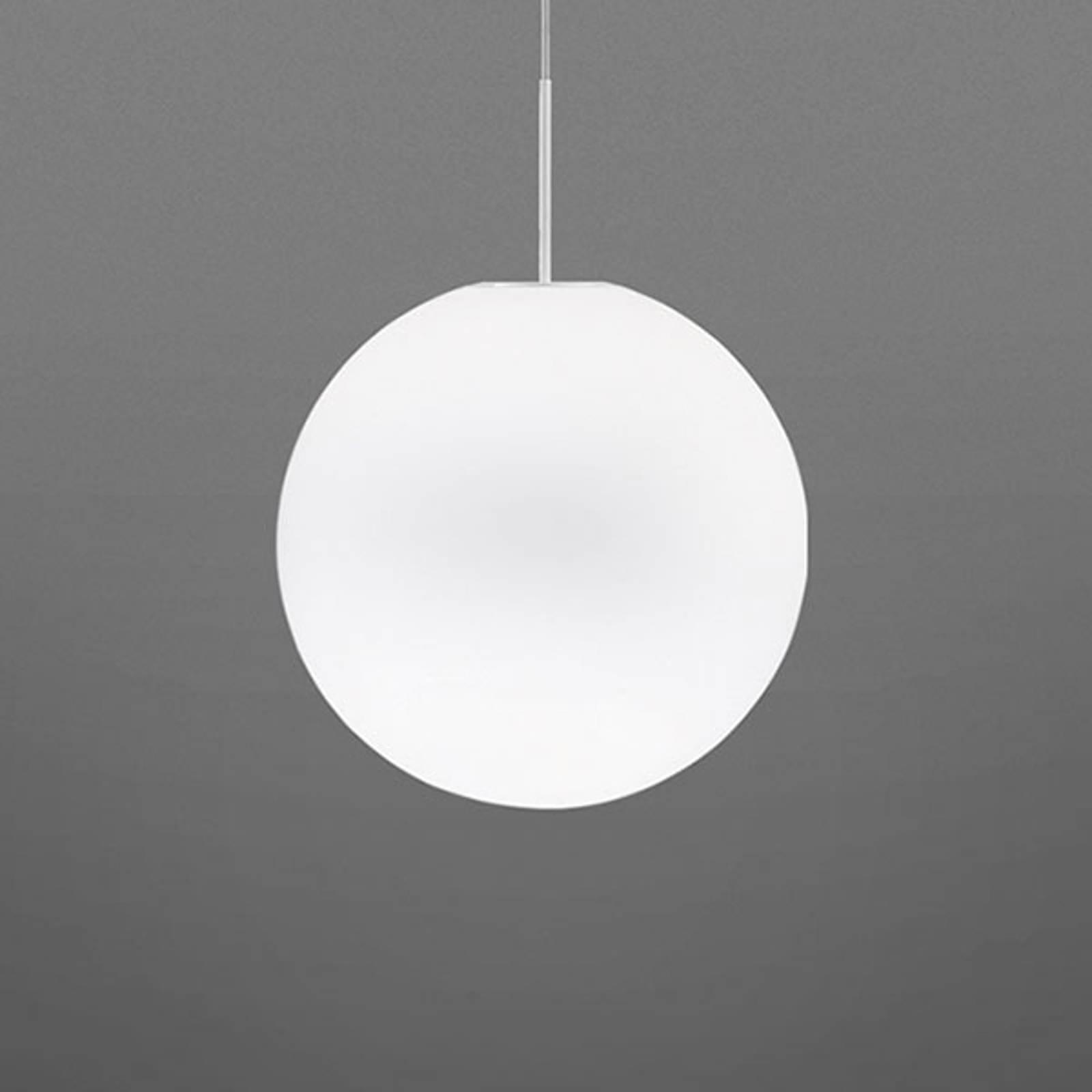 Fabbian Fabbian Lumi Sfera sklenená závesná lampa, Ø 20cm