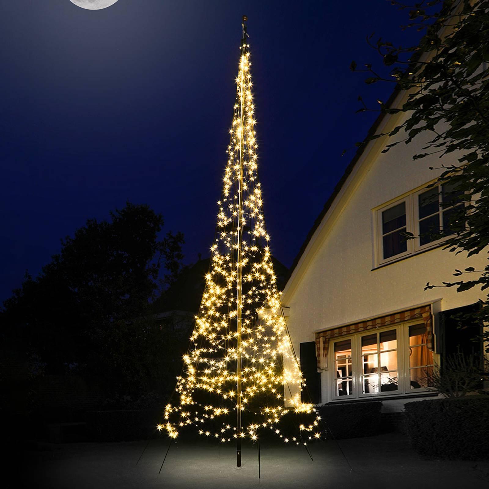 FAIRYBELL Fairybell® vianočný stromček, 6 m, 900 LED