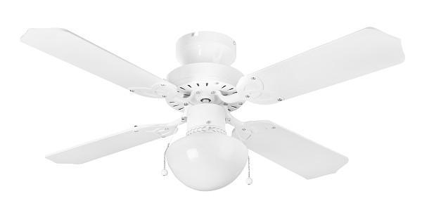 "FANTASIA RIMINI 111023 36"" biela Reverzný stropný ventilátor"