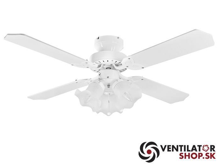 "FANTASIA RIO 110248 36"" biela Reverzný stropný ventilátor"