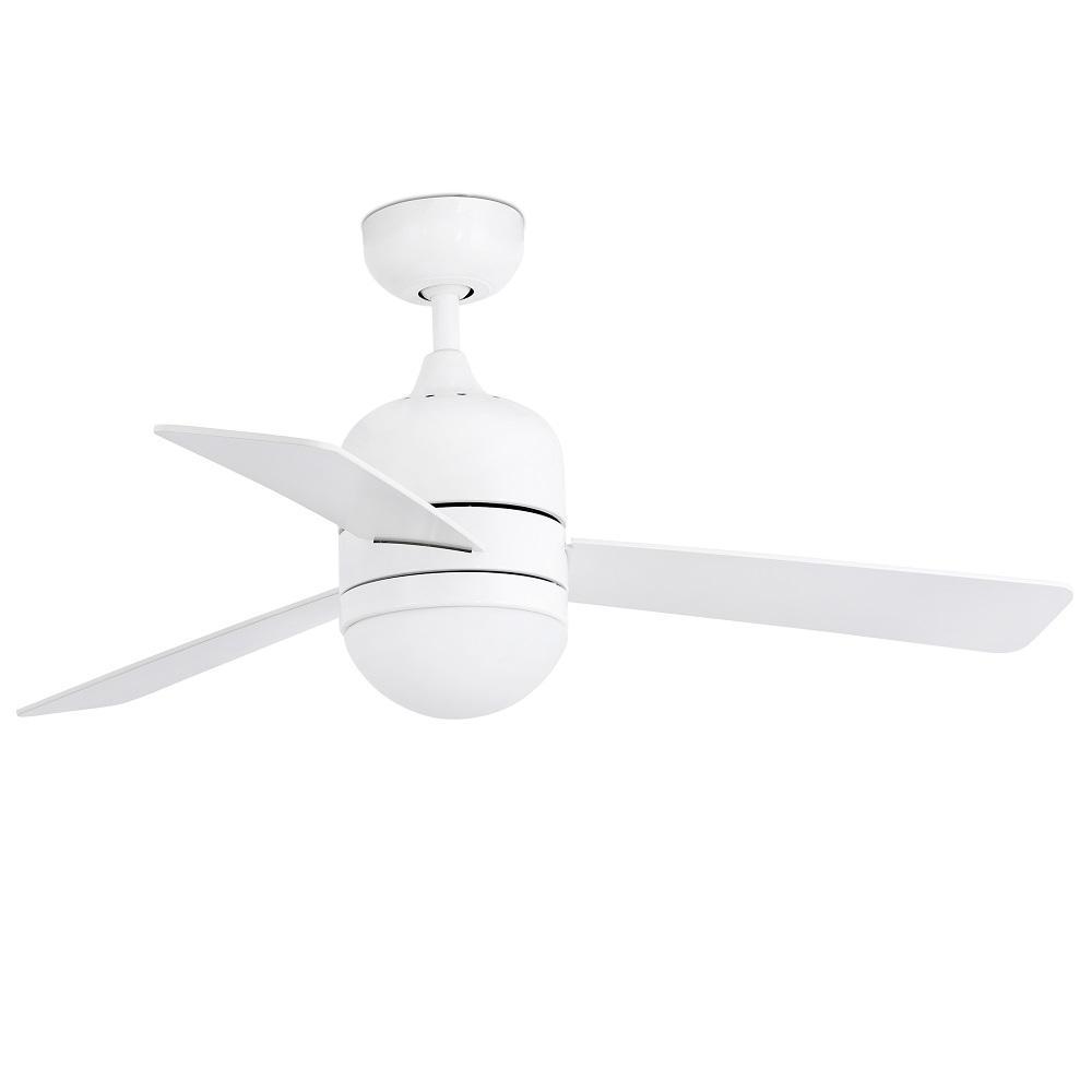 """FARO CEBU 33606 40,2"""" biela/biela/javor Reverzný stropný ventilátor"""