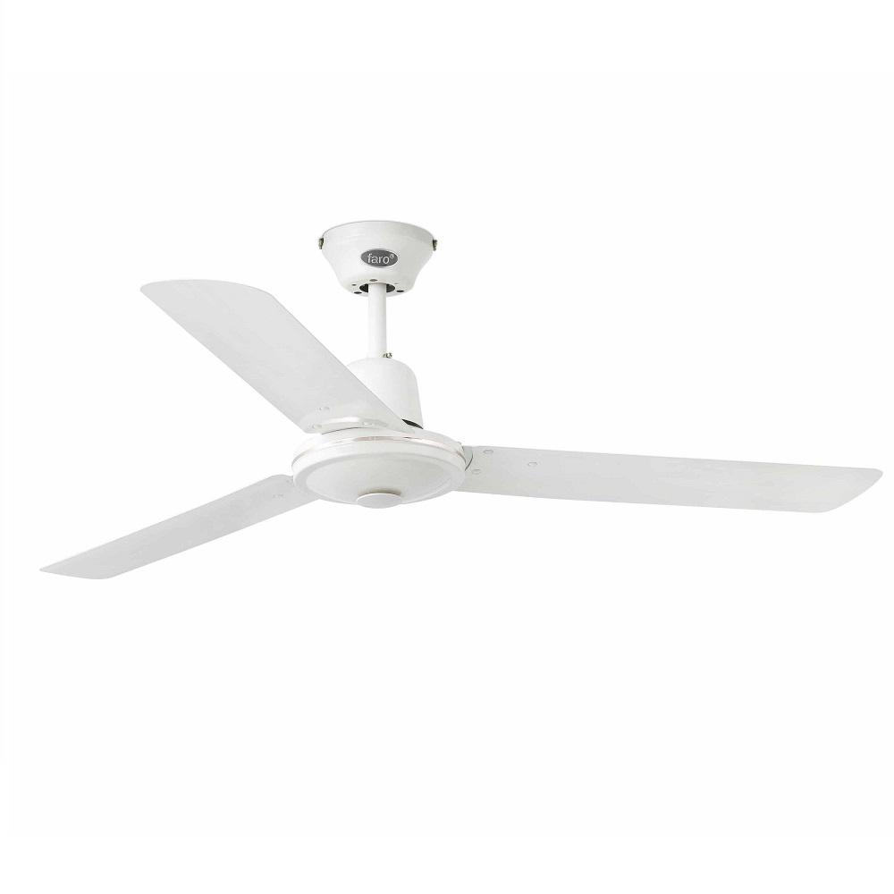 """FARO ECO INDUS 33005 47,2"""" biela Reverzný stropný ventilátor"""