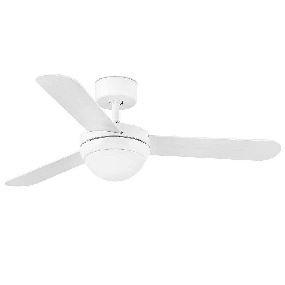 "FARO FEROE 33600 42"" biela/biela/ javor Stropný ventilátor"