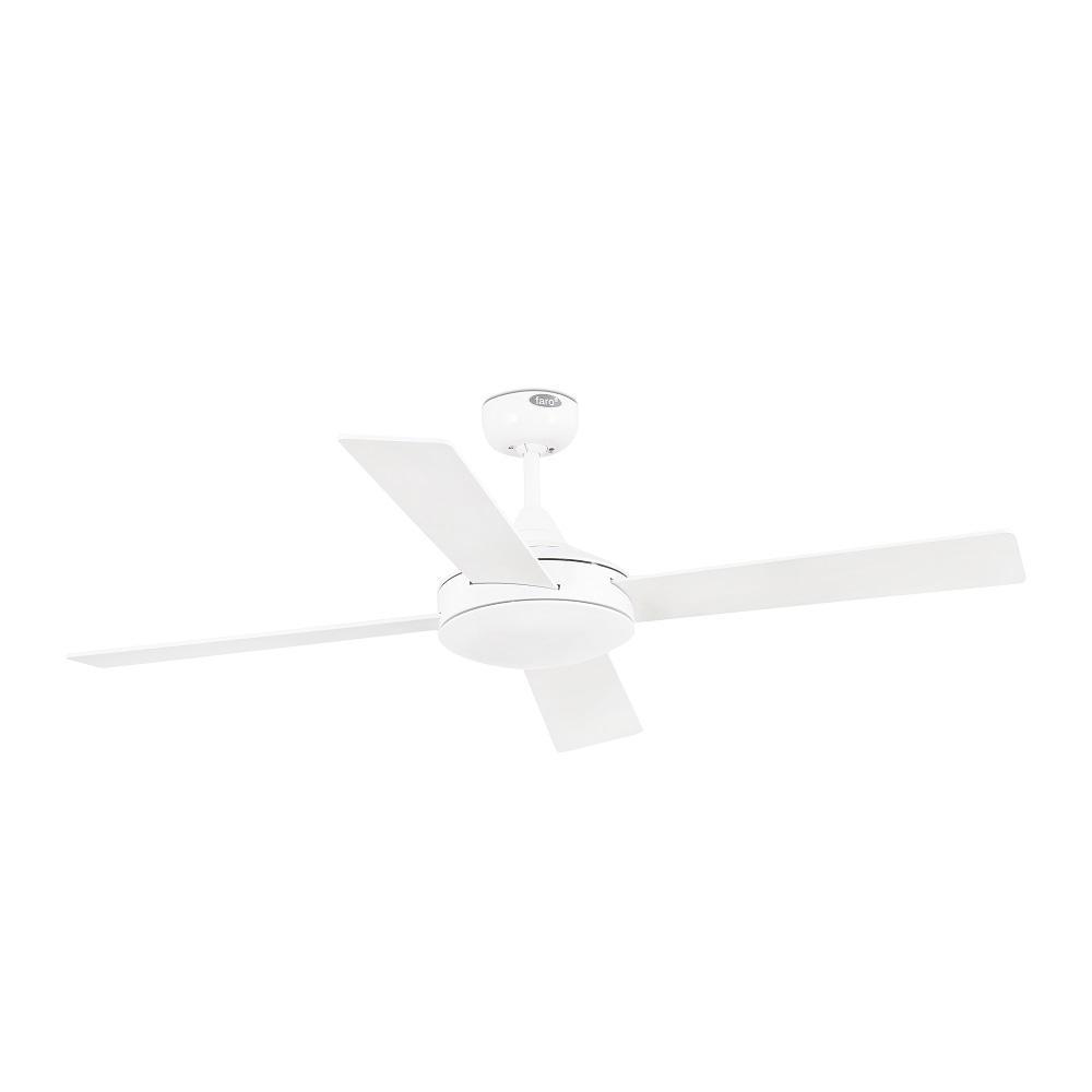 """FARO MALLORCA 33350 51,2"""" biela/biela/javor Reverzný stropný ventilátor"""