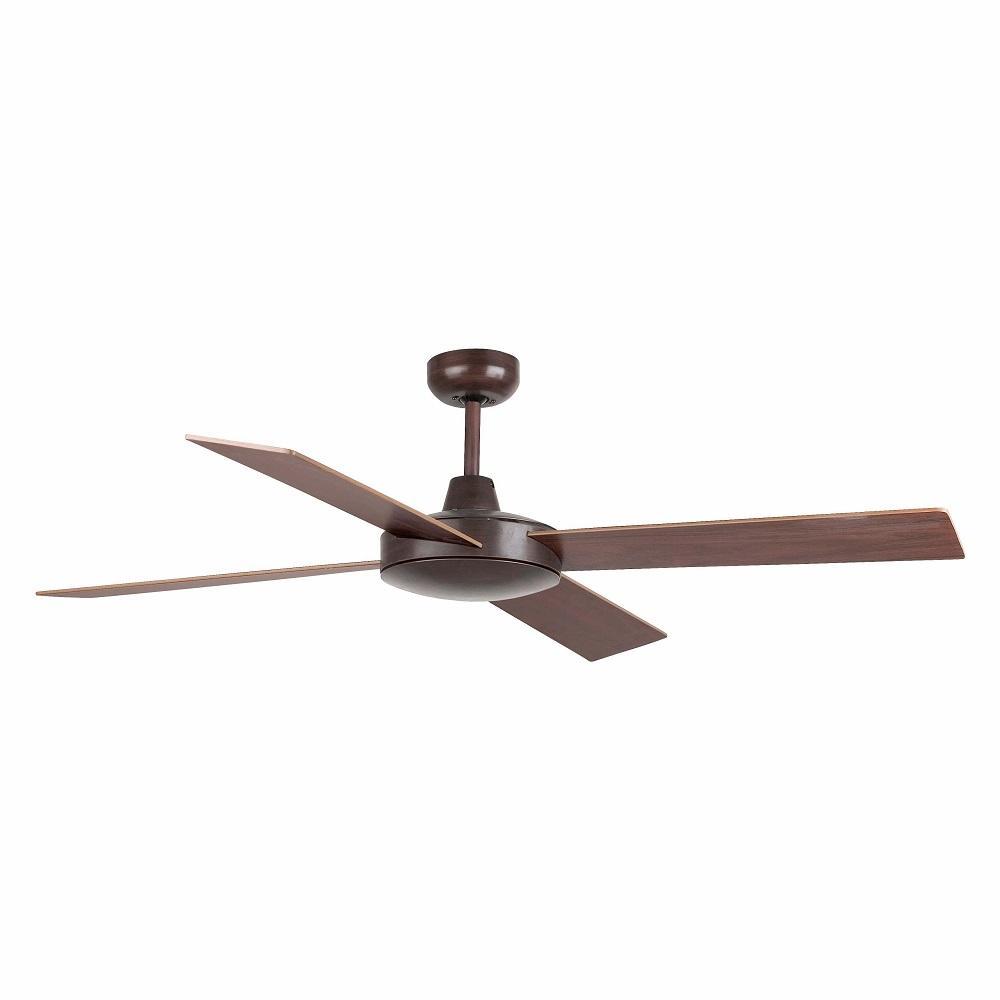 """FARO MALLORCA 33351 51,2"""" hnedá/mahagón/biely dub Reverzný stropný ventilátor"""