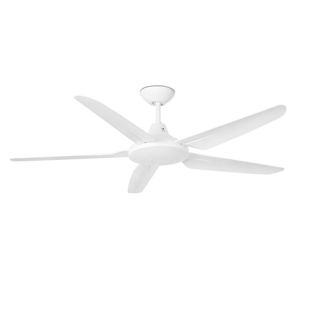 """FARO MENO 33782 53,54"""" biela/biela Reverzný stropný ventilátor"""