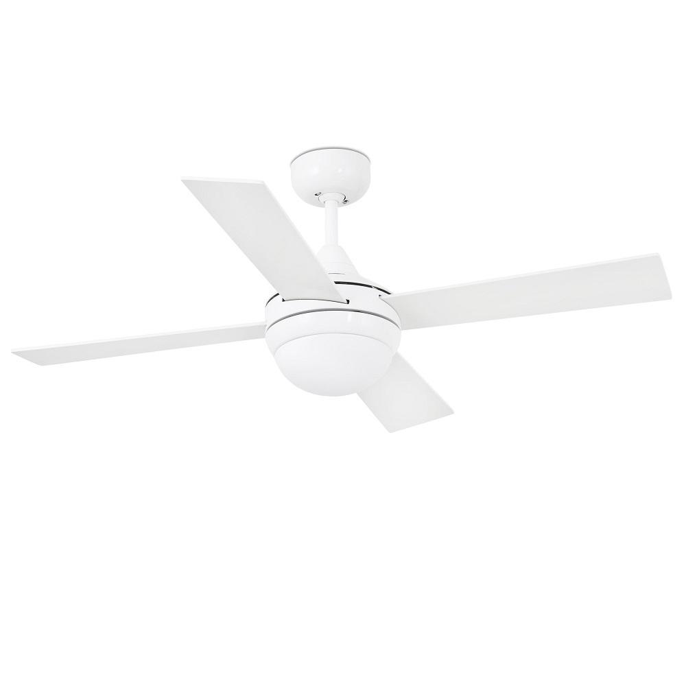 """FARO MINI ICARIA 33698 42"""" biela/biela/javor Reverzný stropný ventilátor"""
