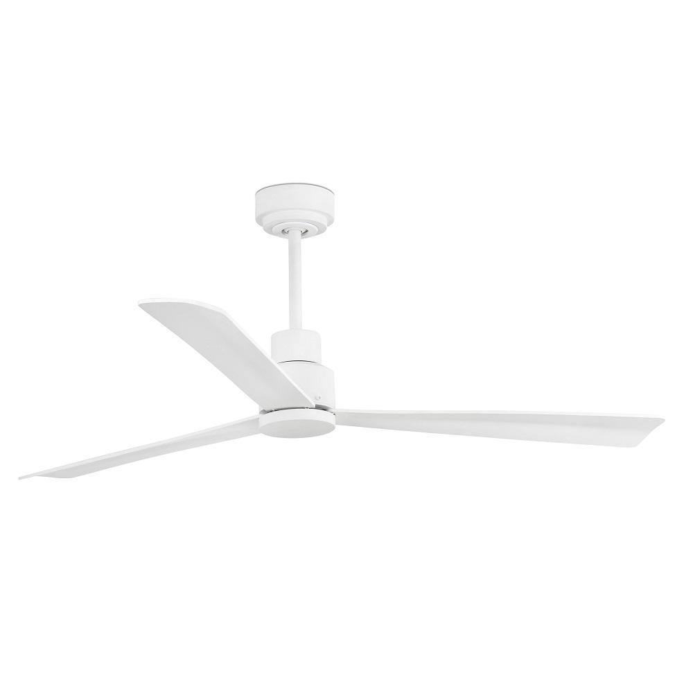 """FARO NASSAU 33487 50,4"""" biela/biela Reverzný stropný ventilátor"""