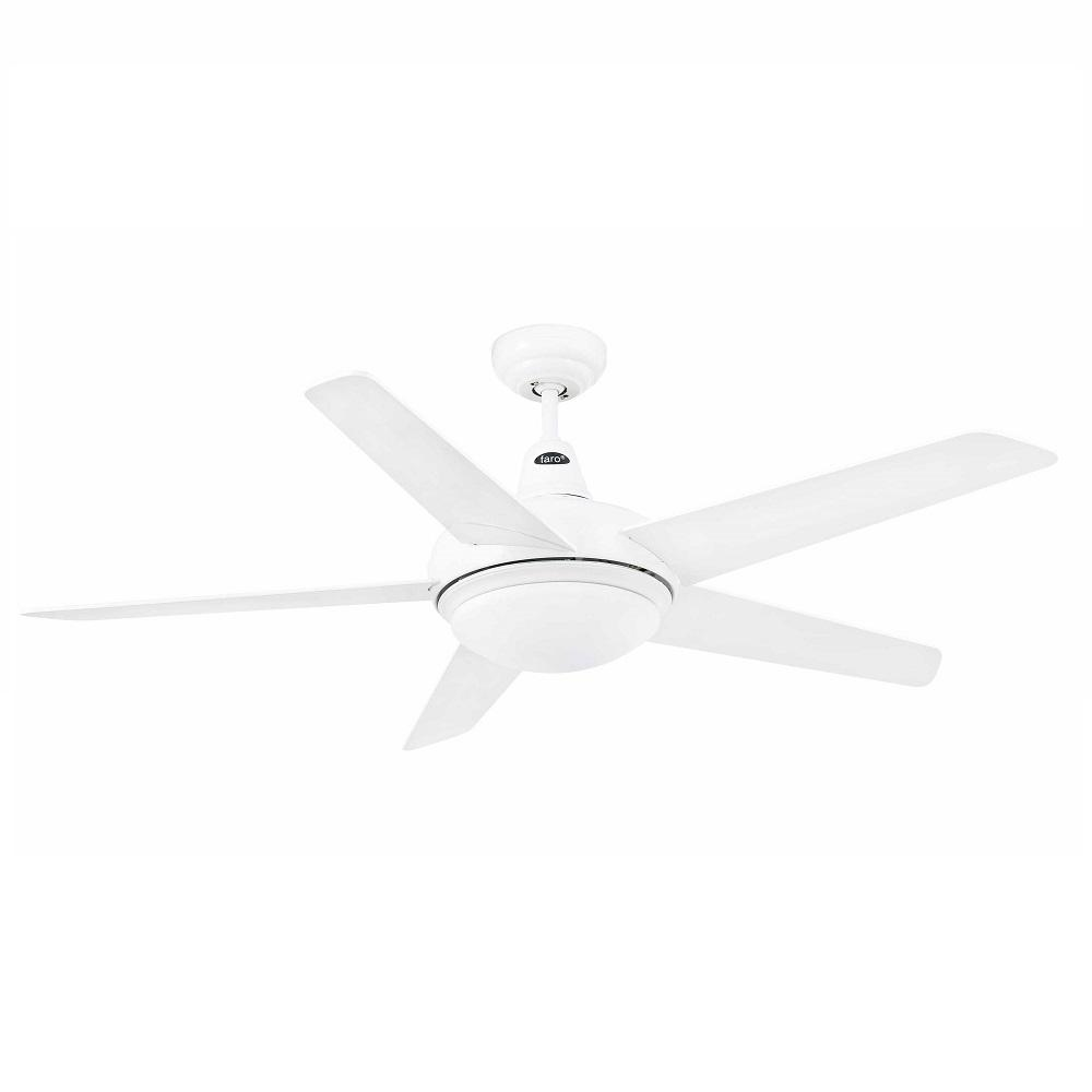 """FARO OVNI 33135 52"""" biela/biela Reverzný stropný ventilátor"""