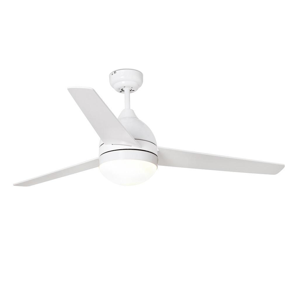 """FARO TABARCA 33752 52"""" biela/biela/javor Reverzný stropný ventilátor"""