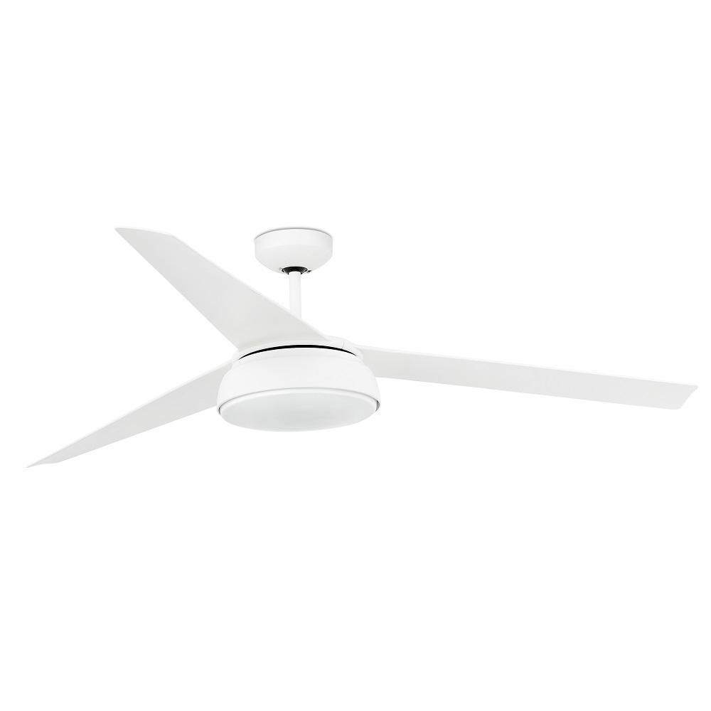 """FARO VULCANO 33549 59,8"""" biela/biela Reverzný stropný ventilátor"""