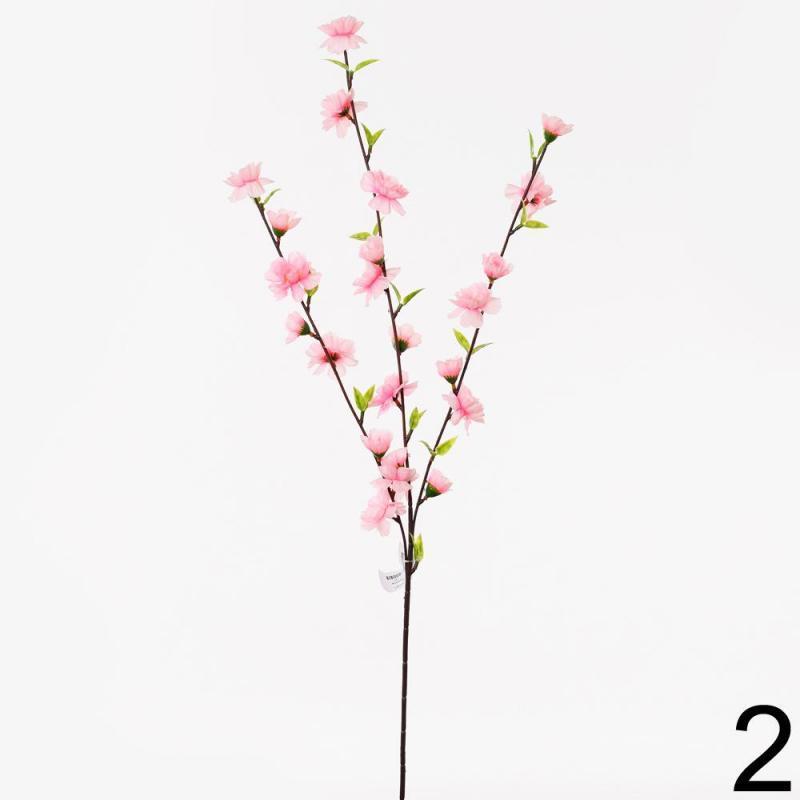 Halúzka čerešňa kvet 85cm ružová 9200014R