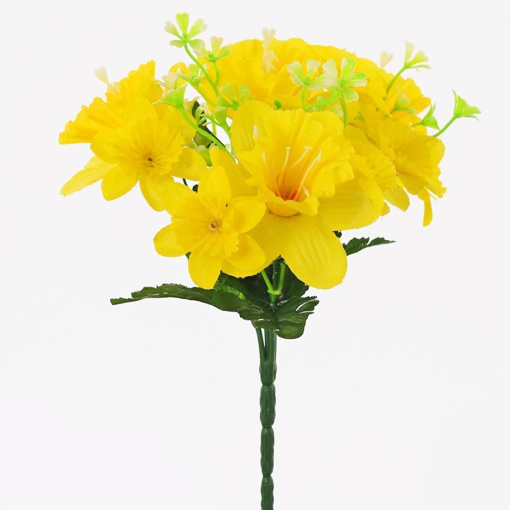 Kytica narcis žlto-žltá x4 9200215