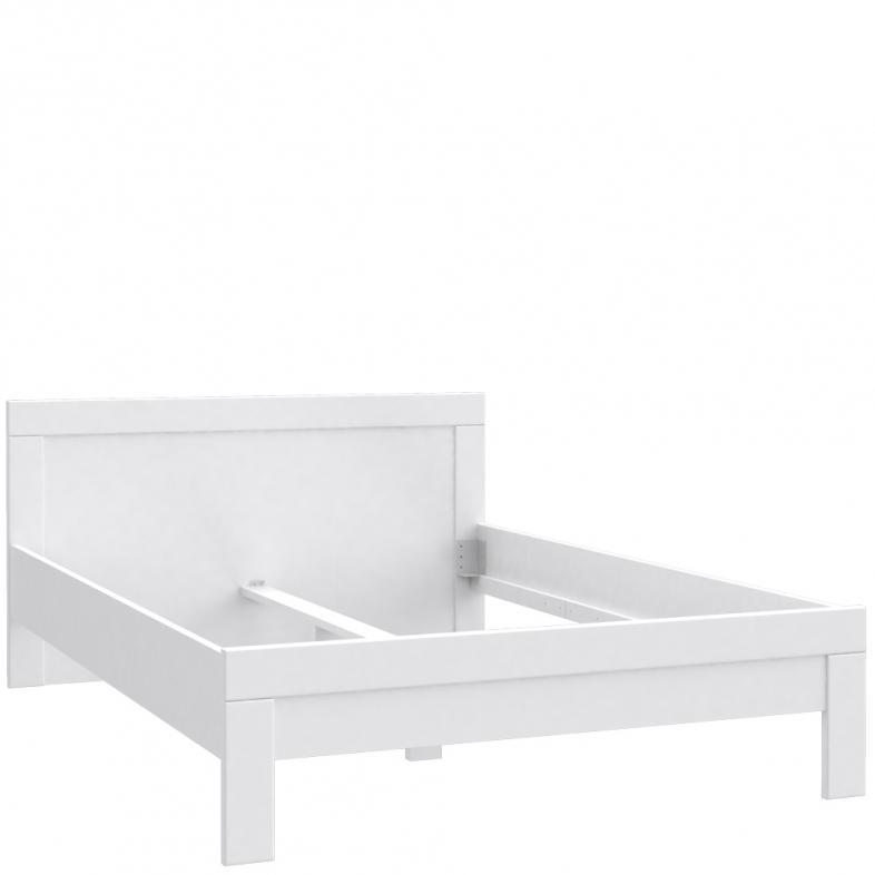 Forte Manželská posteľ SNOW SNWL14