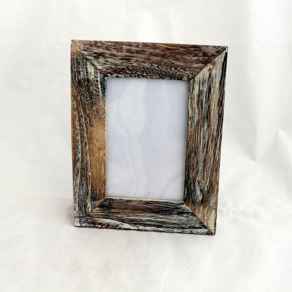Fotorámik drevený, 22,5cm