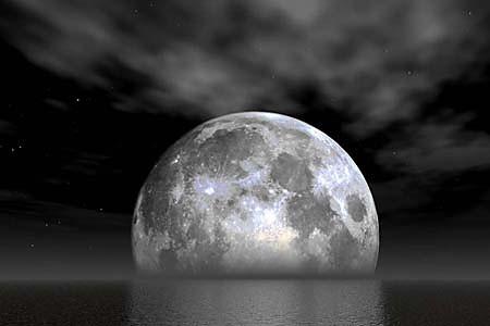Fototapeta Mesiac 6192 - vliesová