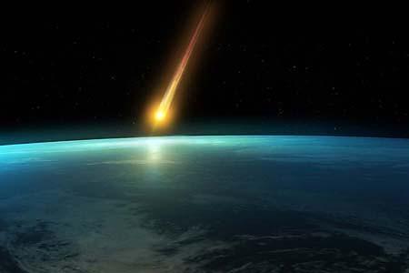 Fototapeta Meteorit 4353 - vliesová