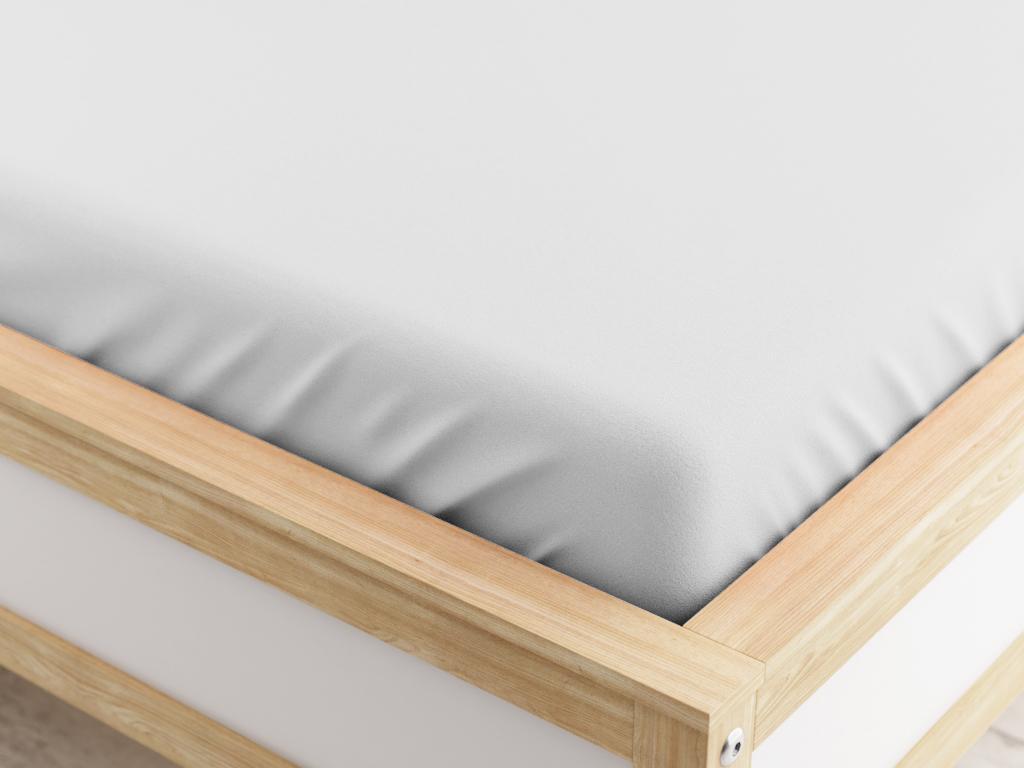 Froté plachta biela 200x220 cm
