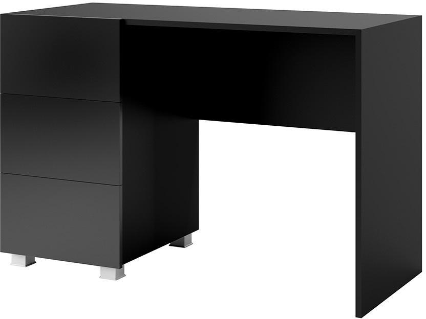 GB Písací stôl Lina - čierna