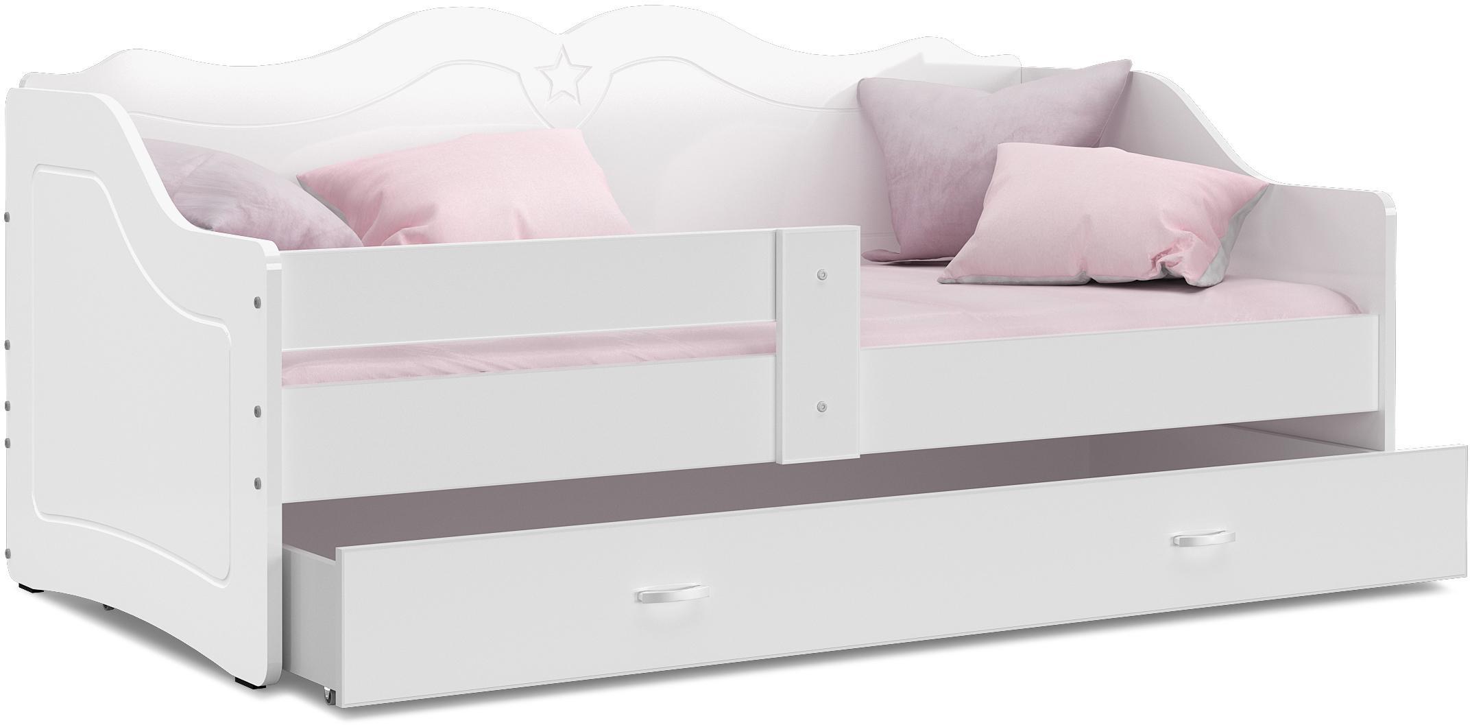 GL Detská posteľ Lalila 2 Rozmer: 180x80