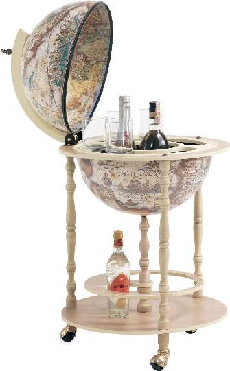 Globus bar Tre Esse 42/E-Ivory
