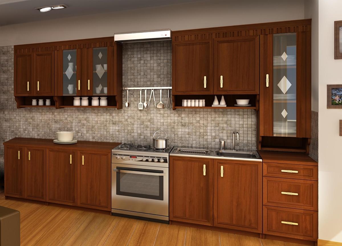 HALMAR Margaret 3 260 kuchyňa orech