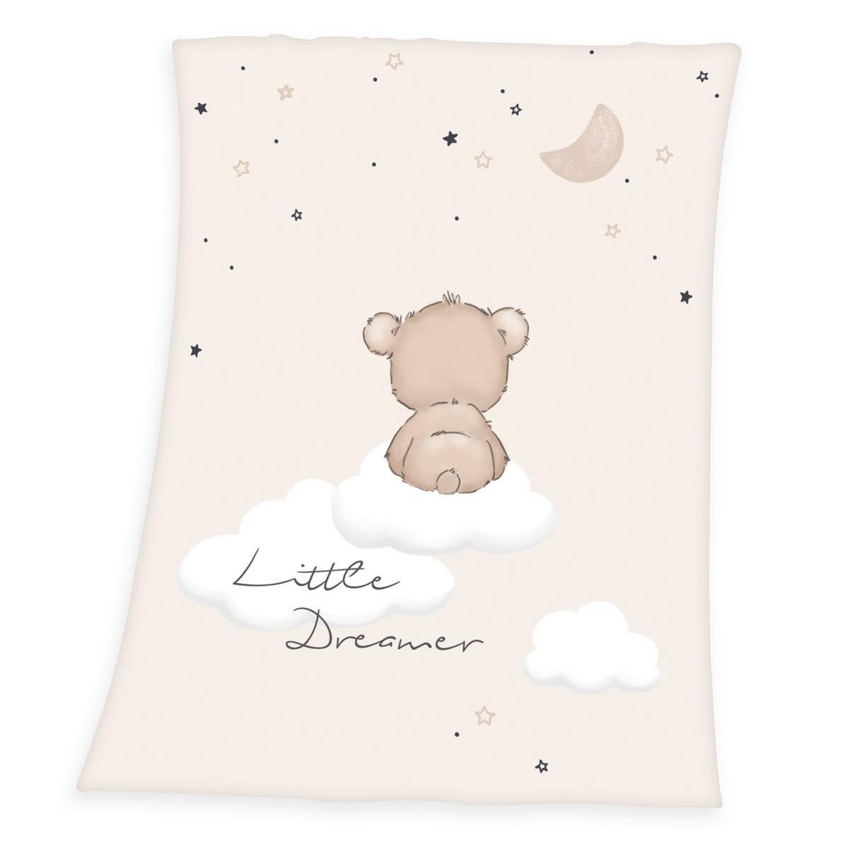 Herding Detská deka Little Dreamer, 75 x 100 cm