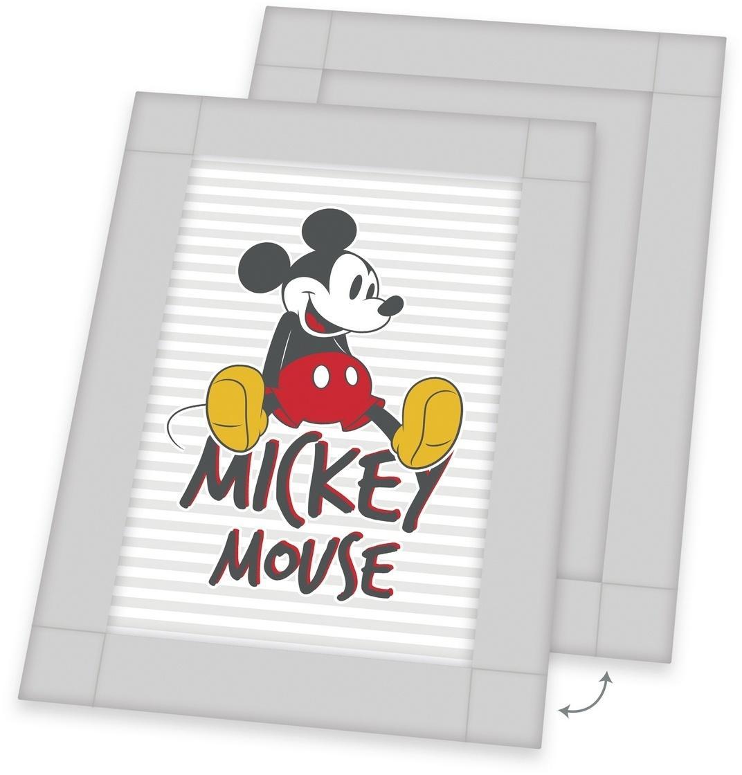 Herding Detská hracia deka Mickey Mouse, 100 x 135 cm