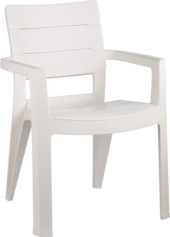 IBIZA kreslo - biele